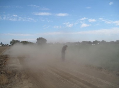 Road dust: source of health and other problems