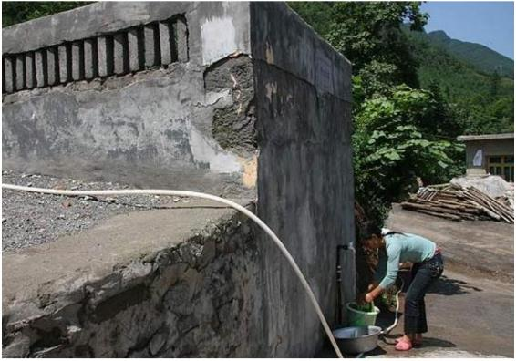 Cisterns for drinking water in SW China (Meng 2011)